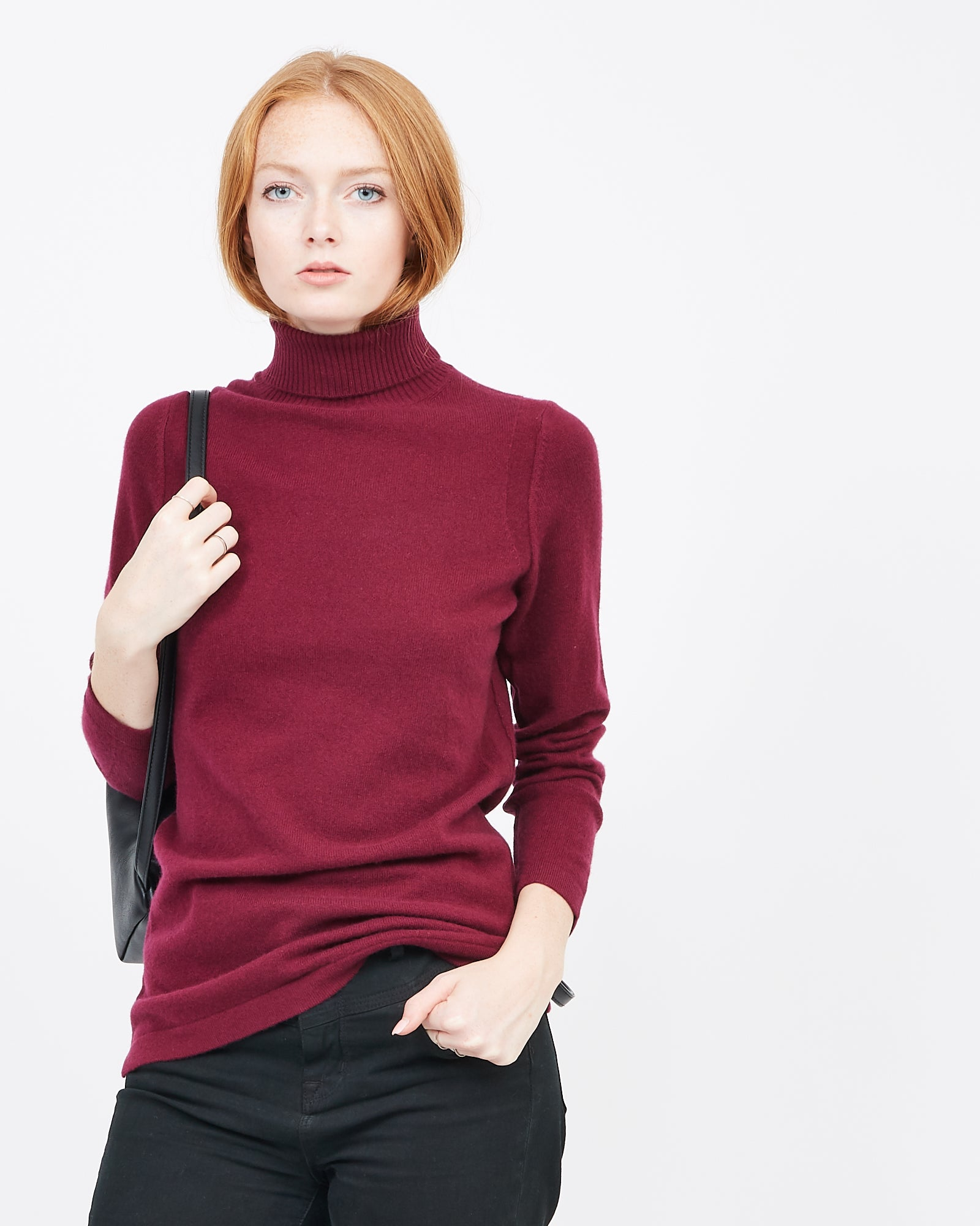 perfect turtle neck sweater