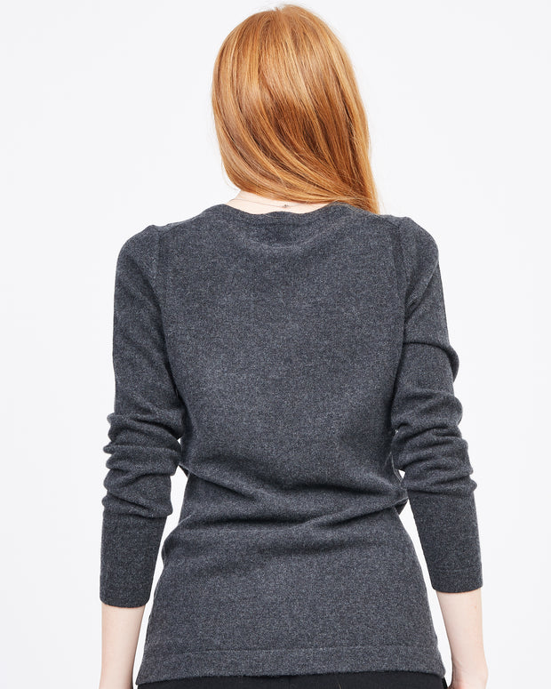 slim fitting sweater