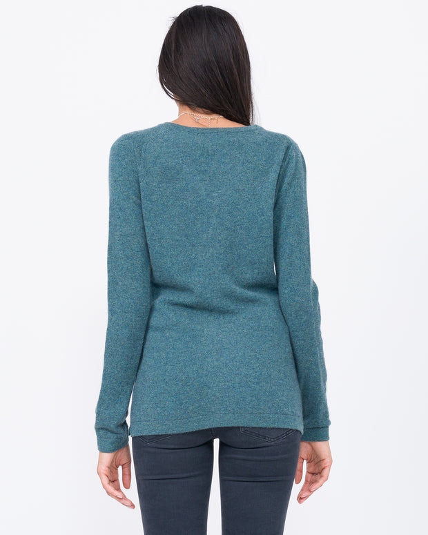 100% sustainable cashmere sweater