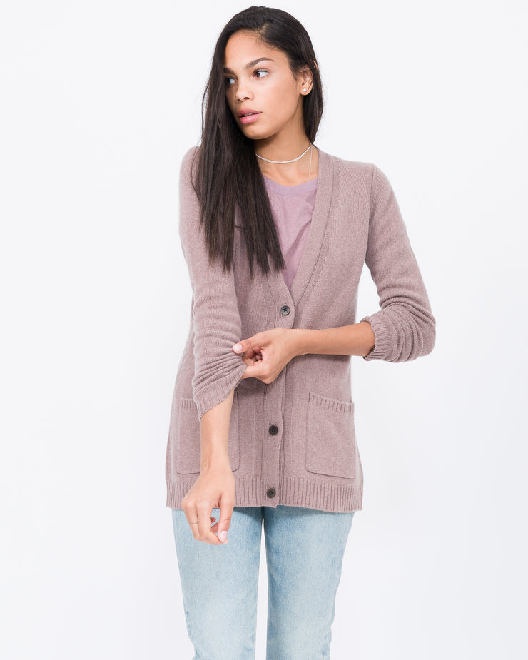 pink cardigan for women