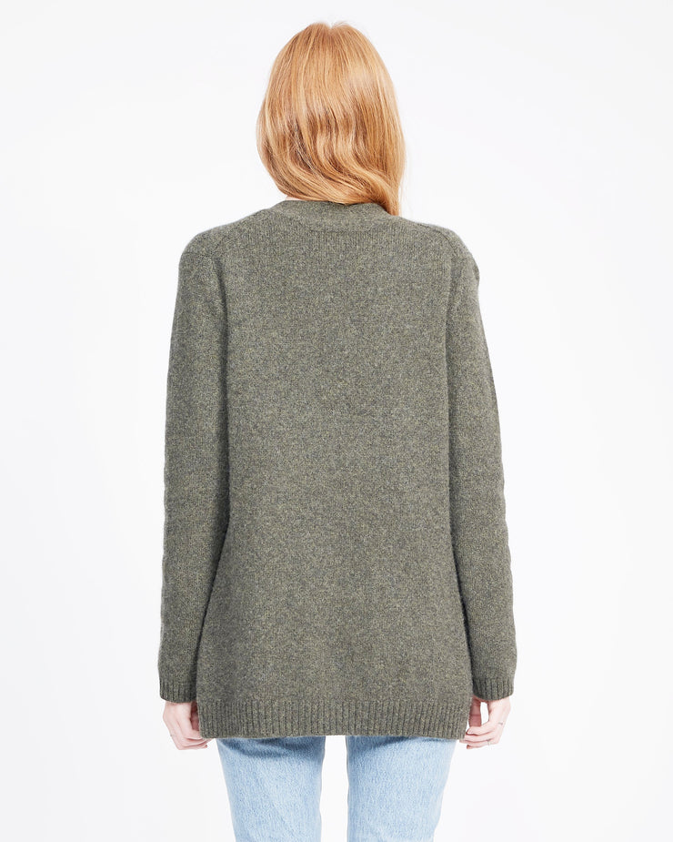 women's cashmere cardigan that bloggers love