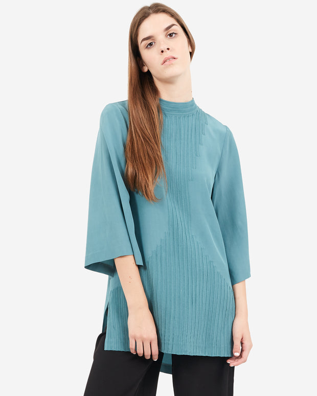 Riley Flared Sleeve Tunic