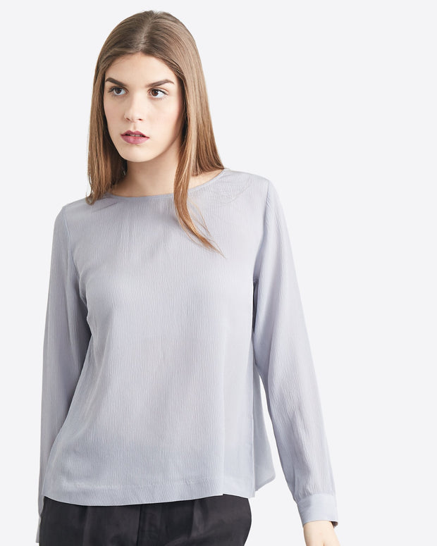 Ashe Double Layer Blouse