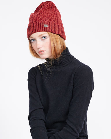 cable knit cashmere