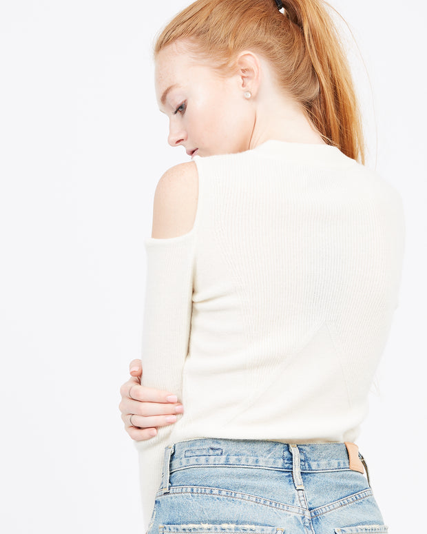Cold Shoulder pullover