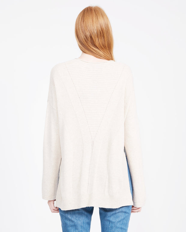 Sophia Twisted Sweater