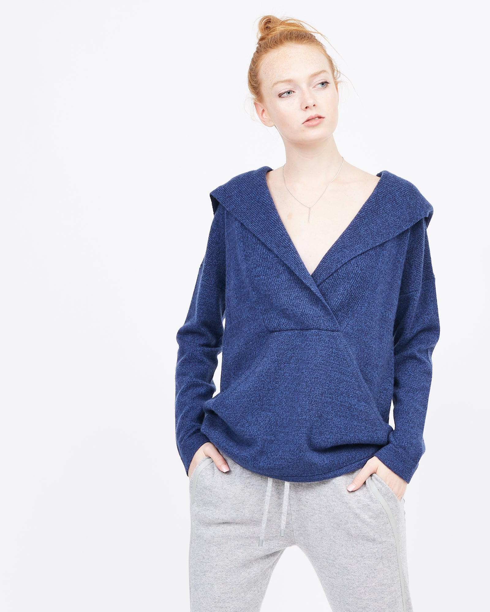 Athleisure Hoodie with pockets