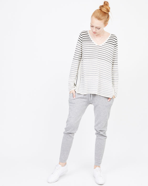 Loretta Stripe Top