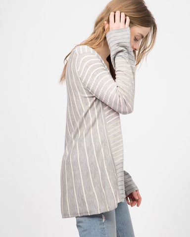 Loretta Gradient Stripe Top