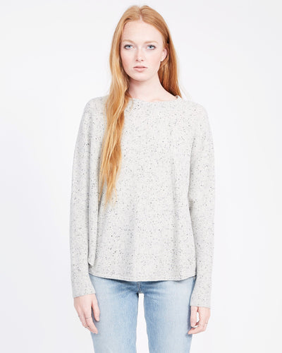 Gloria Cashmere Radial Sweater