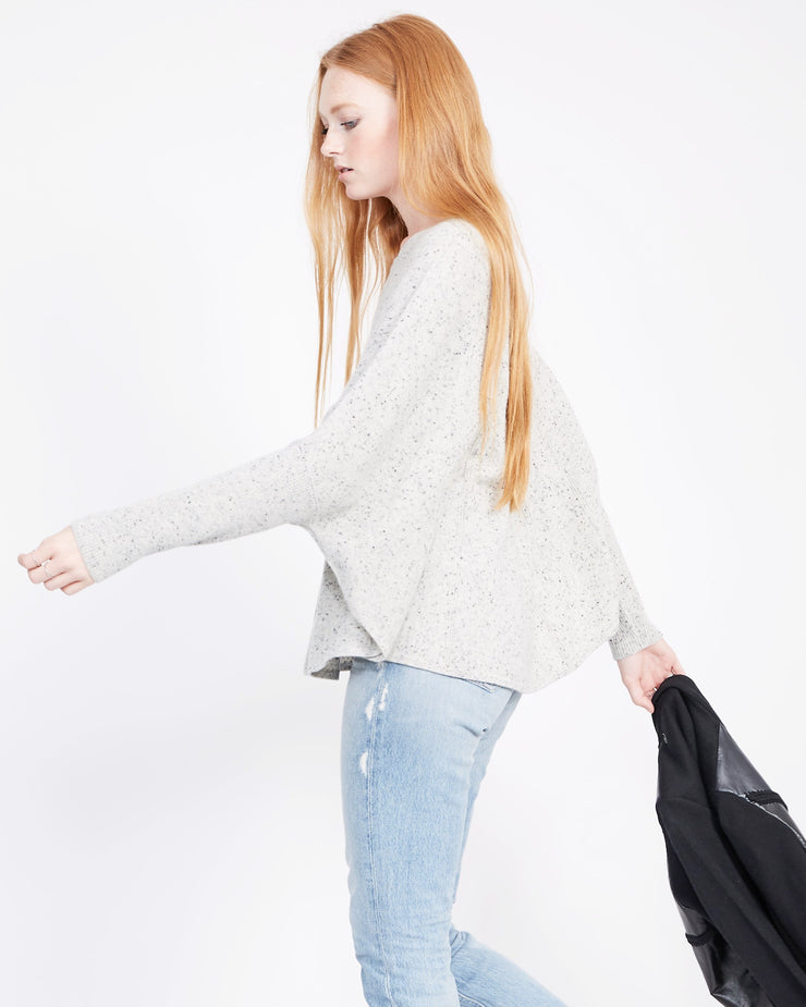 Long Sleeve Swing Sweater