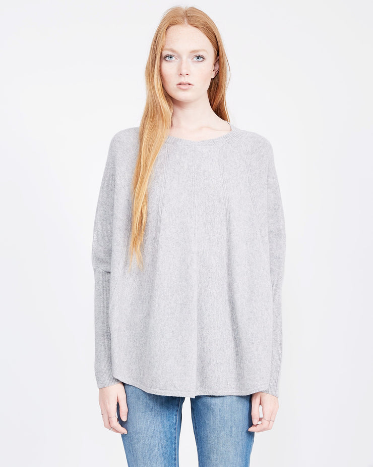 Scoop Neck swing sweater