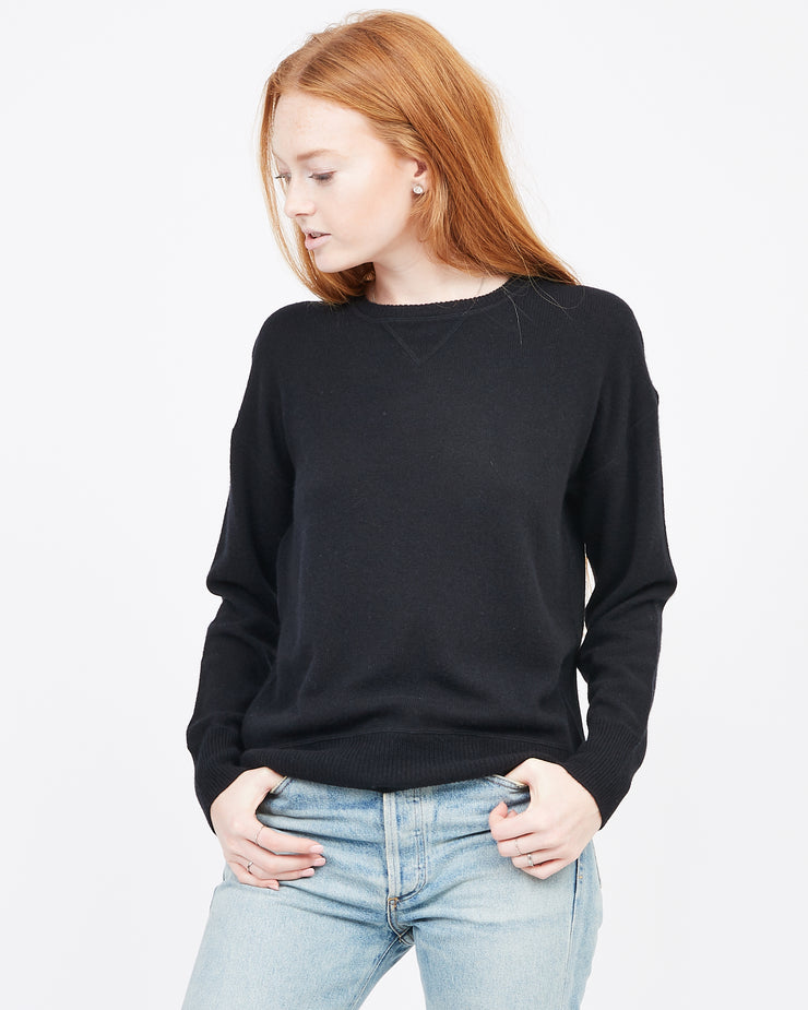 Cashmere Sweatshirt Customizable