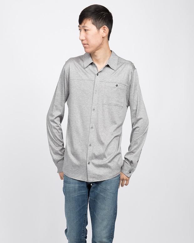 Trim Fit Button Down