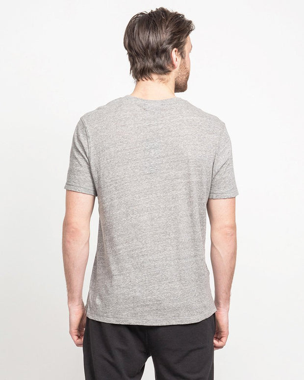 Morello Short Sleeve Henley