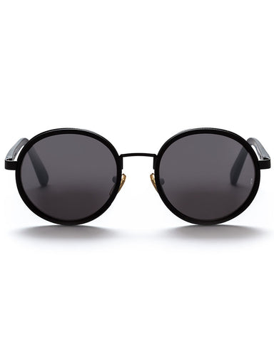 NED BLACK SUNGLASSES