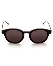 matte black sunglasses