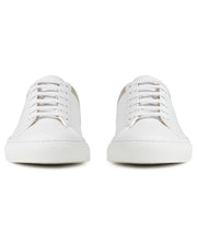 Italian leather sneaker