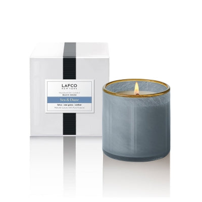 Sea & Dune- Small LAFCO Candle