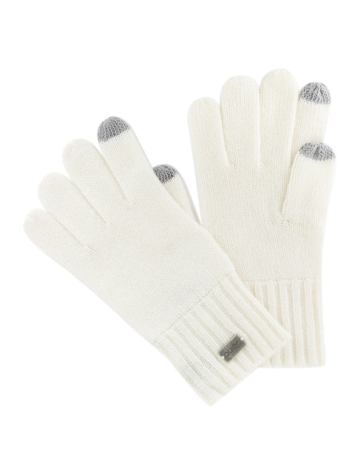 ribbed gloves