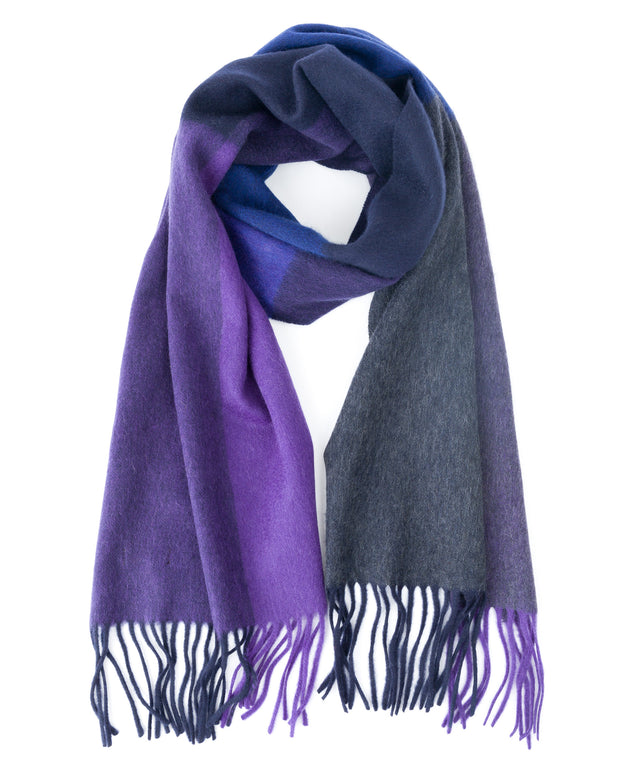 ACCESSORIES - Cashmere Tonal Woven Scarf