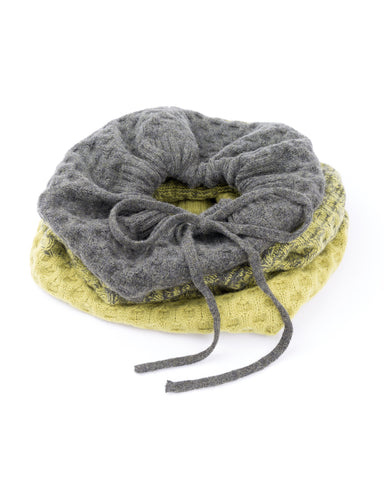 ACCESSORIES - Emaline Ombre Cashmere Snood
