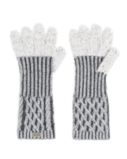 ACCESSORIES - FIORA FAUX CABLE GLOVE