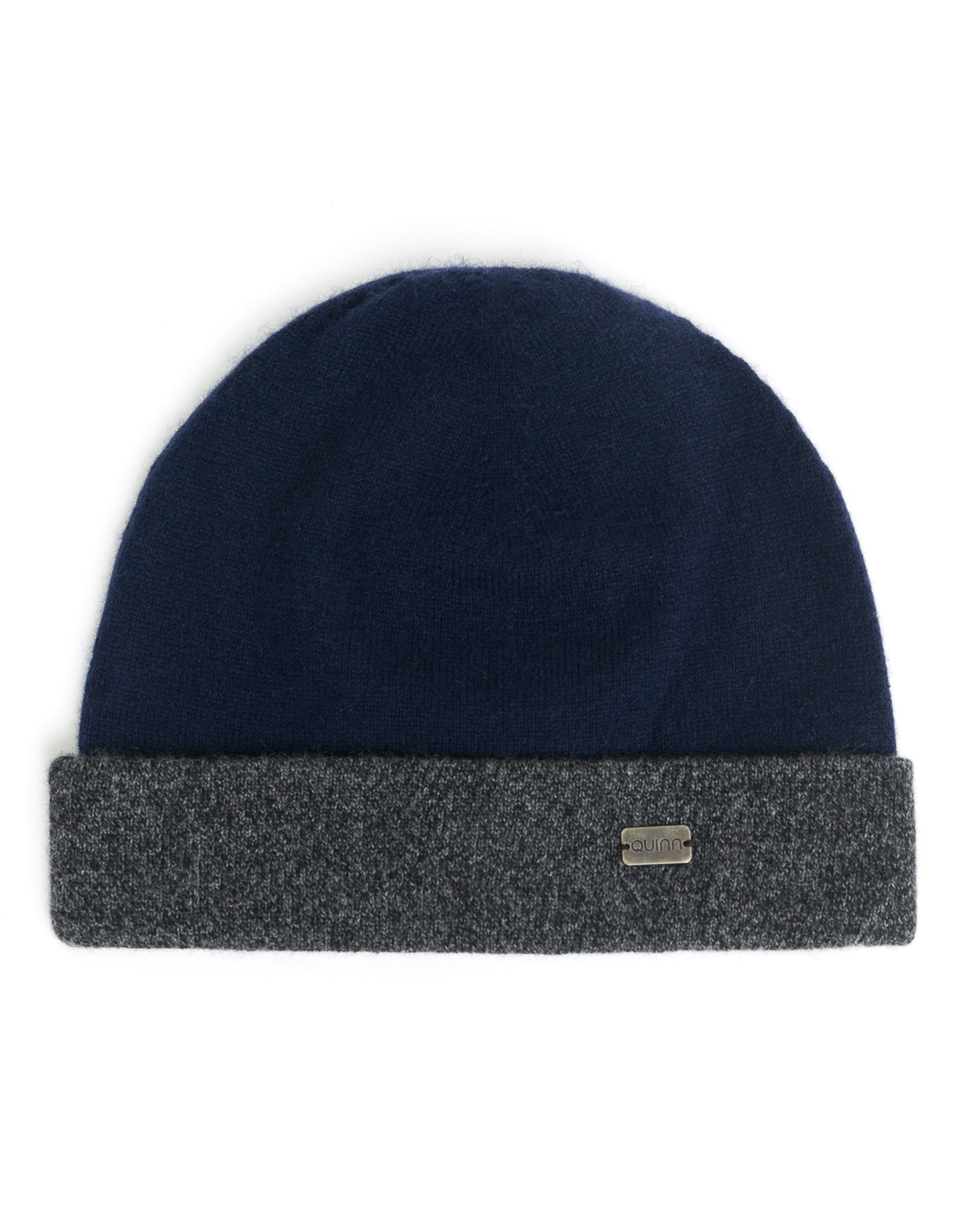 ACCESSORIES - Geneva Reversible Cashmere Hat