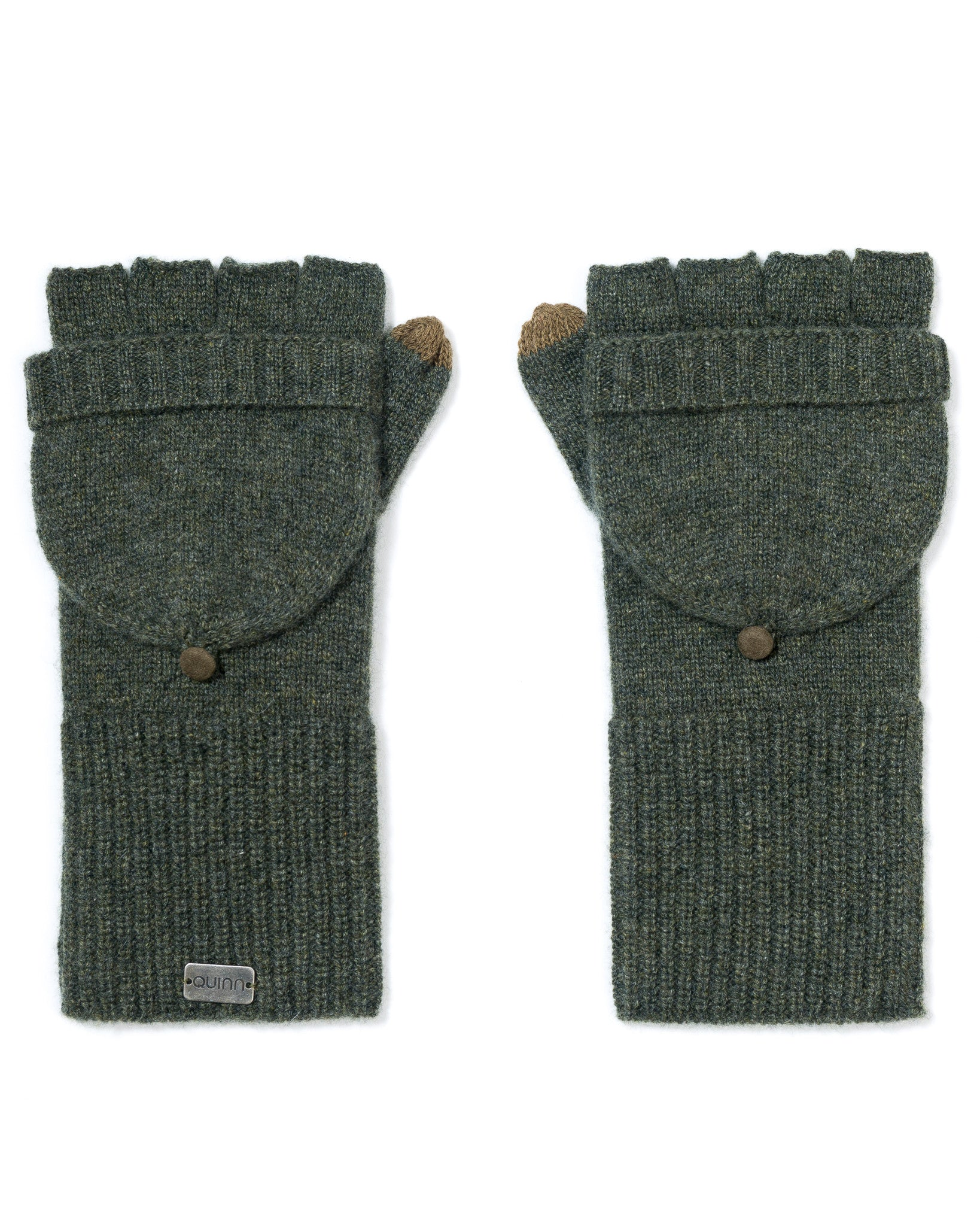 ACCESSORIES - Lillian Pop Top Mitten