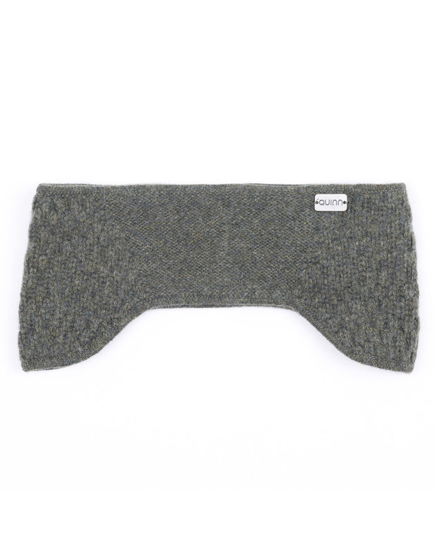 cashmere luxury earwarmer