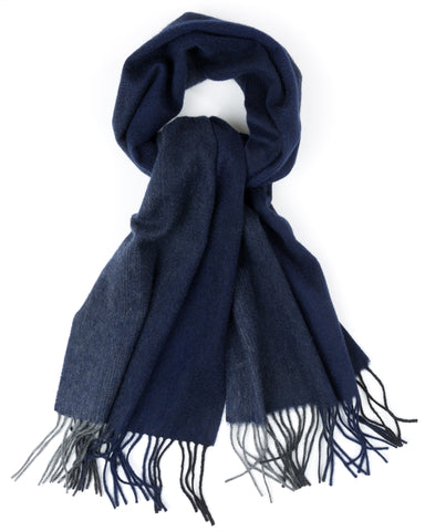 ACCESSORIES - Ombre Cashmere Scarf