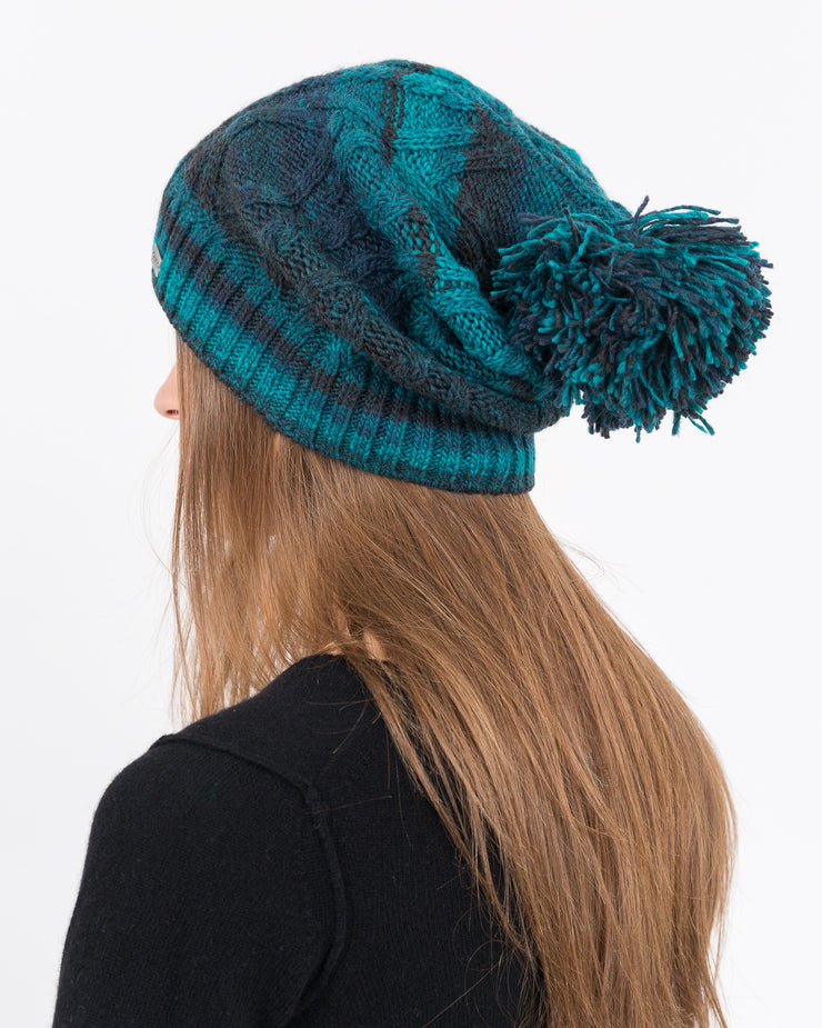 ACCESSORIES - Ombre Pom Pom Hat