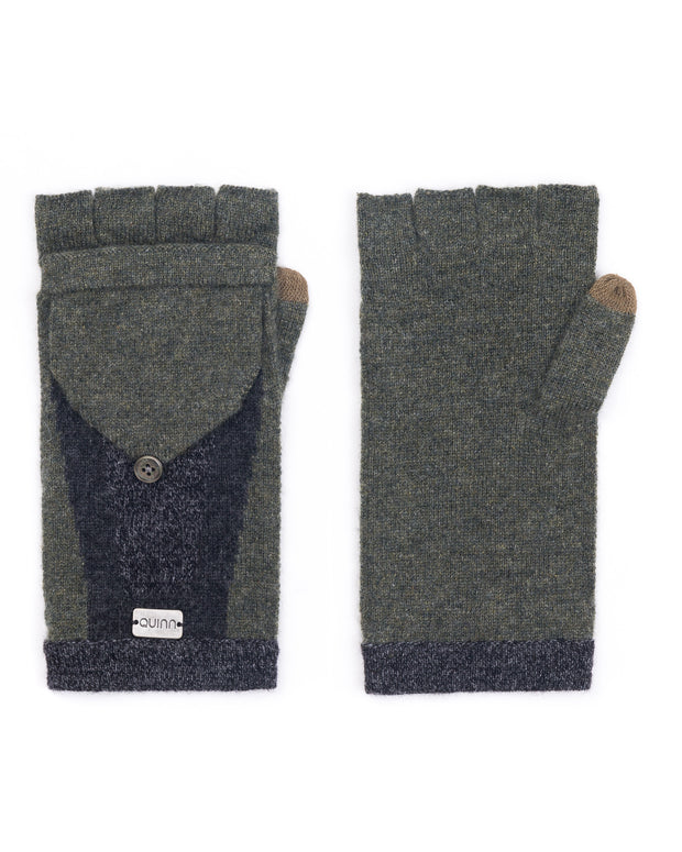 ACCESSORIES - Powell Dodechedron Intarsia Pop Top Mitten