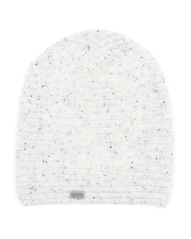 ACCESSORIES - Sable Dropped Needle cashmere Hat