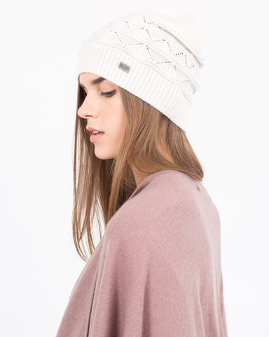 luxury cashmere essential hat