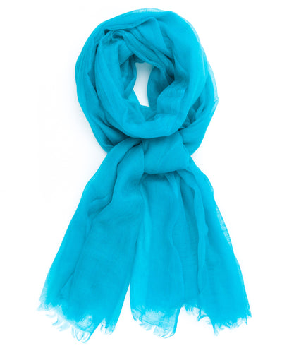 ACCESSORIES - Solid Whisper Weight Scarf