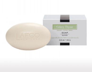 Celery Thyme - LAFCO Bar Soap