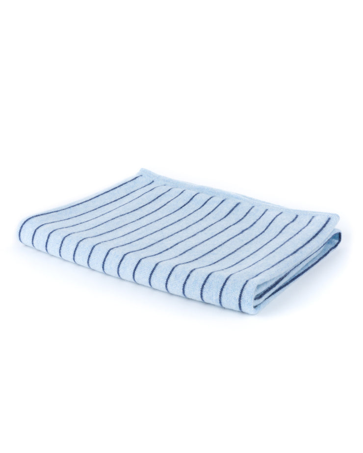 HOME - Pencil Stripe Baby Blanket