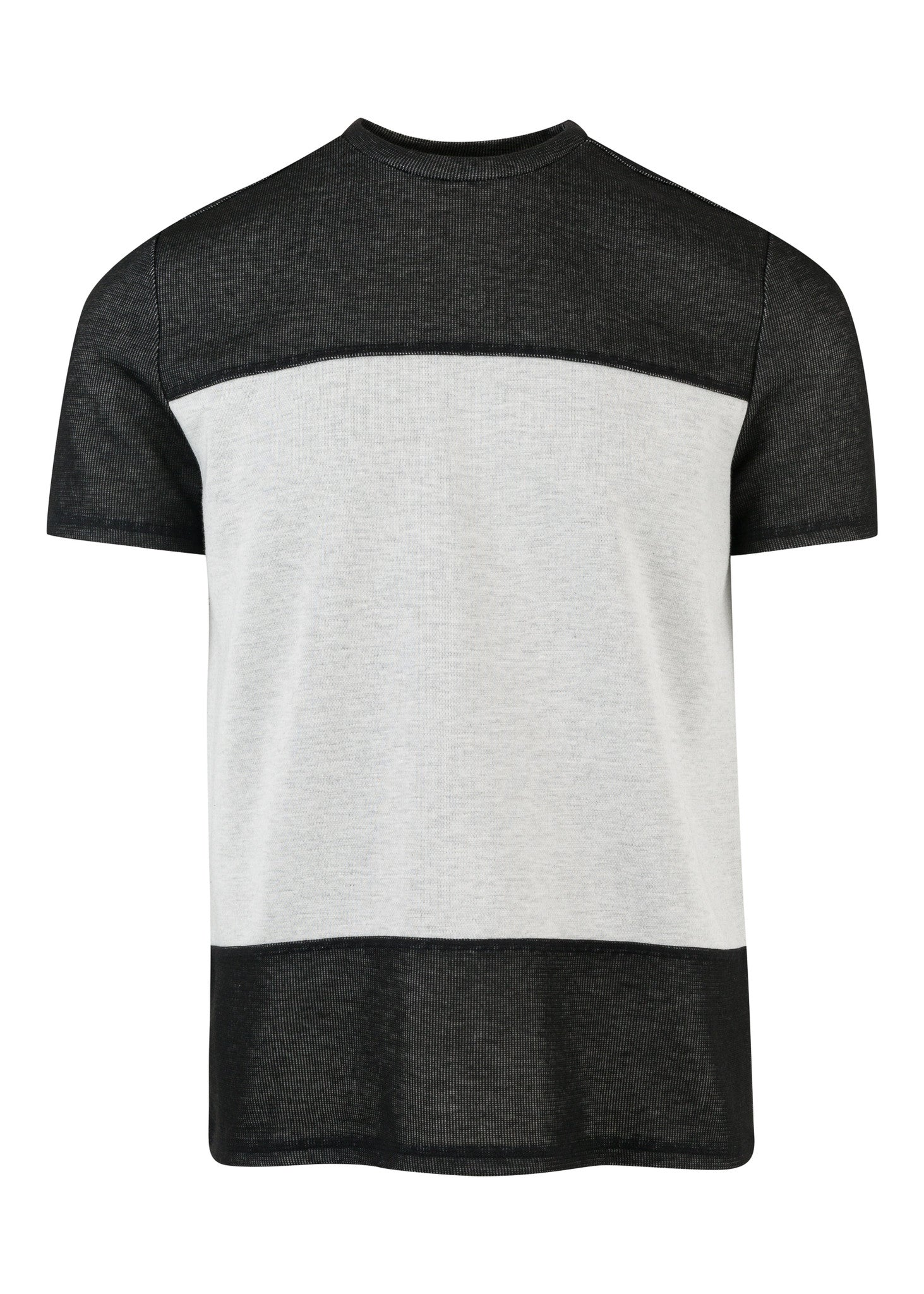 MEN - Kass Fabric Blocked T-Shirt