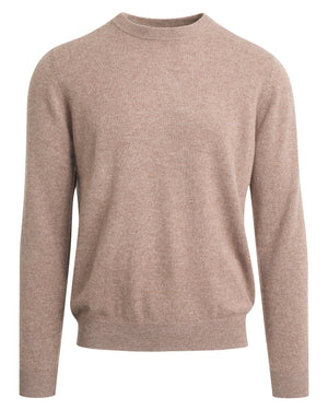 MEN - Solid Crew Sweater