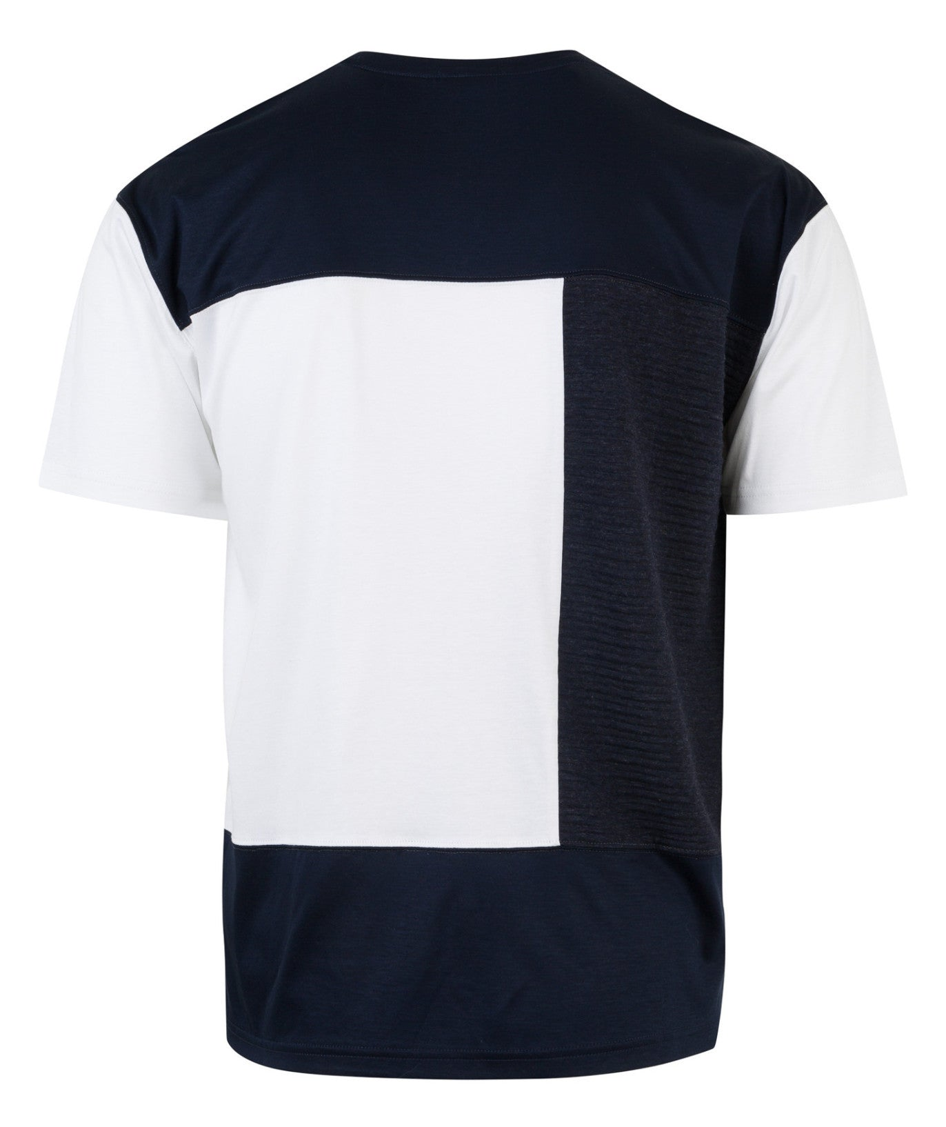MEN - Wescott Fabric Blocked Oversized T-Shirt