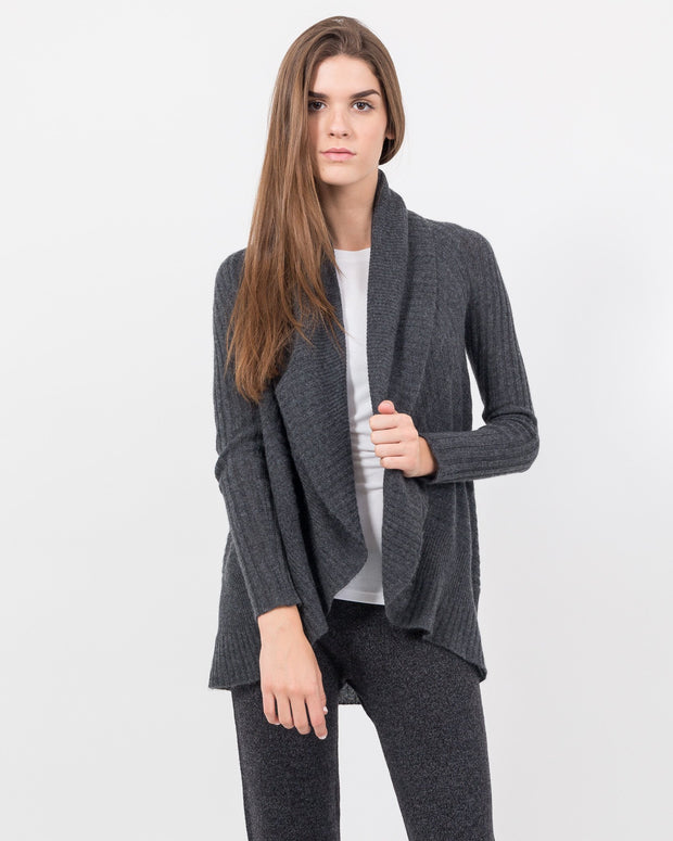WOMEN - Amanda Shawl Collar