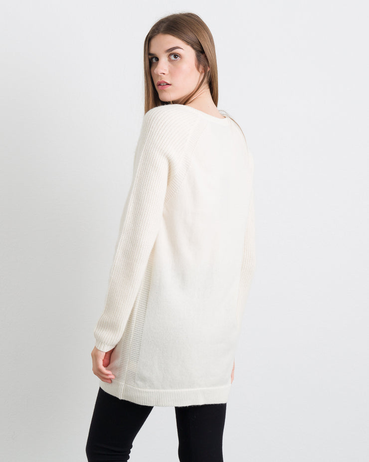 WOMEN - Estel Multi Stitch Raglan