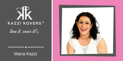 Maria Kazzi | Kazzi Kovers