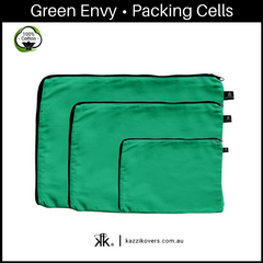 Green Envy | 100% Cotton Packing Cells