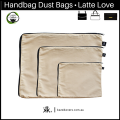 Latte Love | Handbag Dust Bags