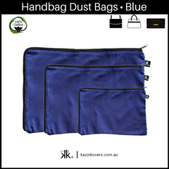 Midnight Blue | Handbag Dust Bags