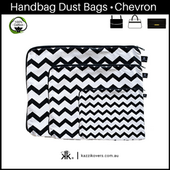 Chevron (Getting Ziggy) | Handbag Dust Bags