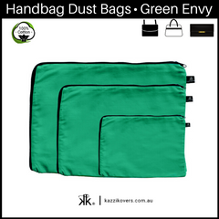 Green Envy | Handbag Dust Bags