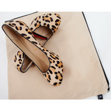 Leopard-Louboutin-shoes-with-beige-cotton-shoe-bag